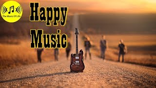HAPPY ROCK MUSIC INSTRUMENTAL (Guitar As One hour)