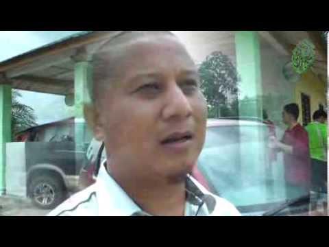 Orang Asal Terima Surau daripada Pemuda PAS Kuala Krau