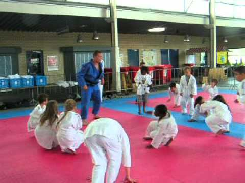 Brakkenfestival 2012 Workshop Judo