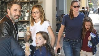 Ben Affleck Reunites With Jennifer Garner Amid Personal Crisis