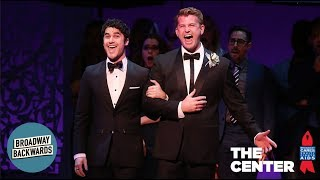 "Darren Criss ""Getting Married Today"" - Broadway Backwards 2019"