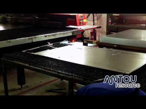 CNC Turret Punch Press by Antou Resource