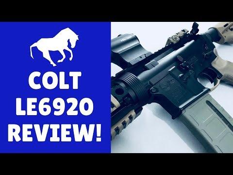 Colt LE6920 AR 15 Review