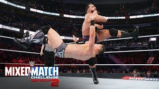 The Miz does his best Aiden English impression on WWE MMC
