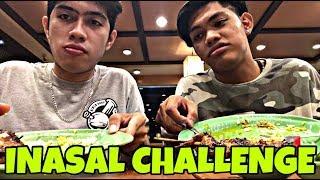 MANG INASAL CHALLENGE(BUSS JUNAH VS MERCK)