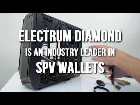 Secure Storage Made Easy for Bitcoin Diamond
