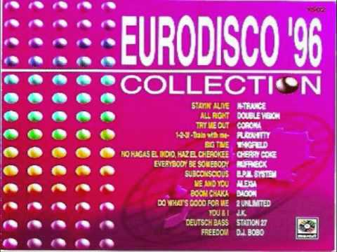 5.- WHIGFIELD - Big Time (EURODISCO '96)