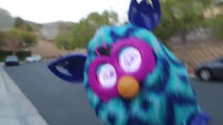 Furby Destruction (NOT FOR YOUNG CHILDREN)