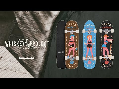 Video ARBOR Skate mini cruiser FOUNDATION POCKET ROCKET