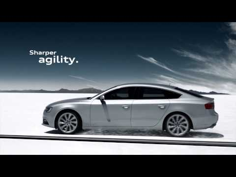 Audi A5 Sportback 2013 HD Dealer Promo Commercial Carjam TV HD Car TV Show 2013