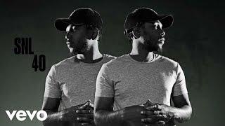 Kendrick Lamar - i (Live on SNL)