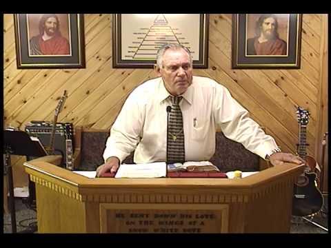 13-0821 - How Does God Predestinate Pt.8 (Back Part of Gods Mind) - Samuel Dale