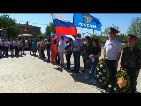 Автопробег, посвящённый 76-летней годовщине Победы в Великой Отечественной войне