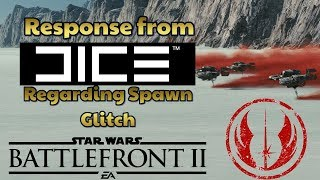 REACTION- Dice Responds to Battle Points Glitch Star Wars Battlefront 2