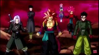 Dragon Ball Heroes Opening 8 [FULL] + Aniraza From DBS Ep 121 Preview Cameo