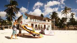 Life at Uhuru Kite Zanzibar   Learn to kitesurf in paradise and in style