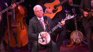 Clawhammer Medley - Steve Martin & The Steep Canyon Rangers - 12/10/2016