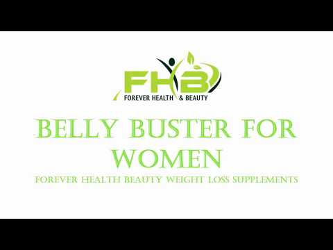 Forever Health Beauty - Belly Buster for women
