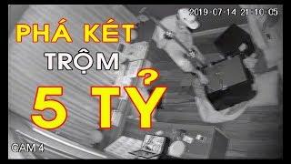 Biệt thự nhà Ca Sỹ Nhật Kim Anh bị trộm phá két lấy đi 5 tỷ