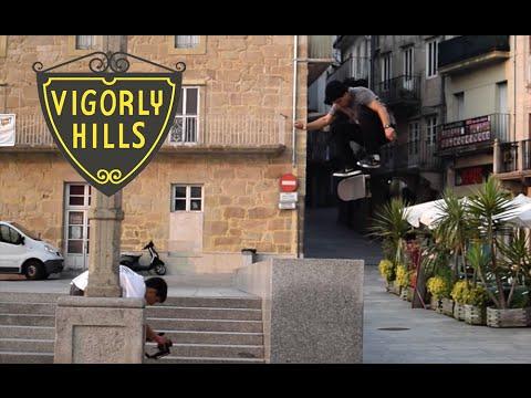 Vigorly Hills: las calles de Vigo