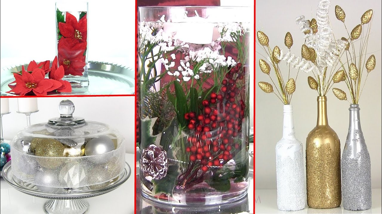 8 DIY Holiday Room Decorations & Gift Ideas