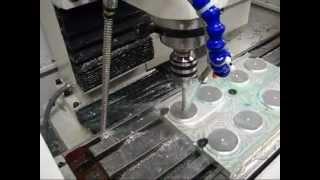 Tormach PCNC 1100 - Fixture Plate CNC Milling