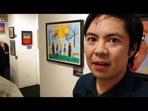 The Outsider Art Fair 2012