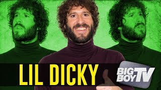 Lil Dicky on His New Song,
