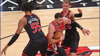 Toronto Raptors vs Chicago Bulls Full Game Highlights | May 13 | 2021 NBA Season
