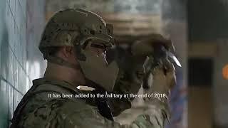 I'm back! The new us military Batlskin Viper Futuristic Bulletproof Helmet