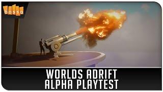 Worlds Adrift - Alfa Trailer