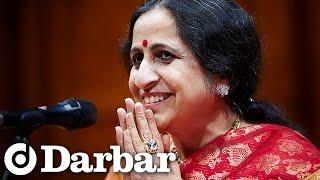 Amazing Carnatic music   Shanmukhapriya   Aruna Sairam at Darbar Festival