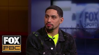 Danny Garcia gives the details on who he wants to fight next | INSIDE PBC BOXING