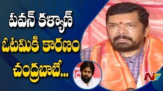 Pawan Kalyan did mistake by aligning with TDP: Posani..