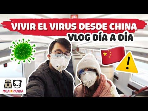 VIVIENDO EL VIRUS EN CHINA ??? EVOLUCIÓN 1 SEMANA Y NUESTRO DÍA A DÍA