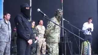 В Донецкой области обстреляли дом главы местной организации чернобыльцев - Цензор.НЕТ 1046