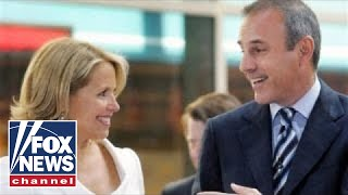 Katie Couric parsing truth from fiction regrading Matt Lauer