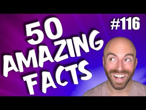 50 AMAZING Facts to Blow Your Mind! #116