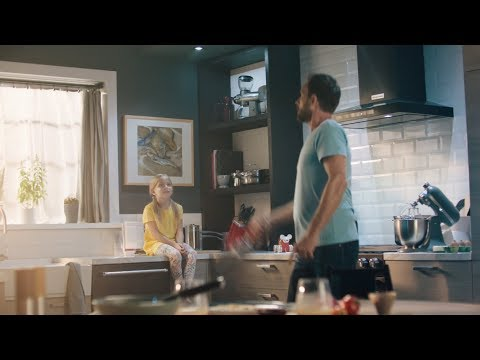 KitchenAid celebrates the makers and the marks that define them in a new campaign showing how the brand's products help bring form to the maker's vision, no matter where it takes them.