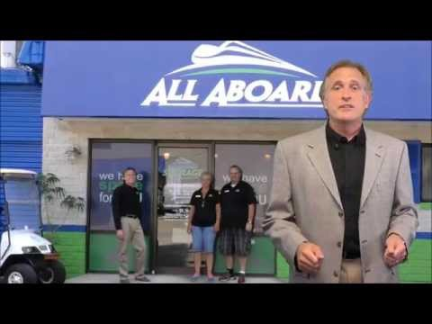 All Aboard Storage - CEO Andy Clark