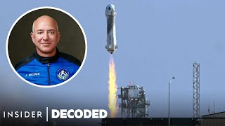 We Decoded How Jeff Bezos And Richard Branson Got To Space   Decoded