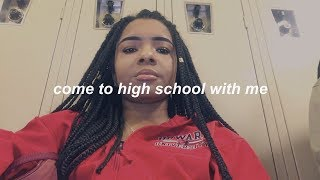 COME TO HIGH SCHOOL WITH ME: XANAX, LOCKDOWN, POETRY