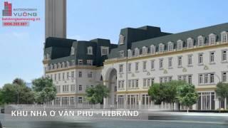 Giới thiệu khu đô thị Văn Phú - Hà Đông - Hà Nội