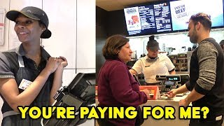Paying for People's Food in Ramadan