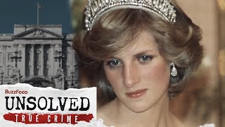 The Tragic Death of Princess Diana