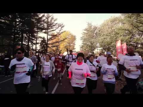 Course à la vie CIBC 2013 au Québec - 2013 CIBC Run for the Cure in Quebec