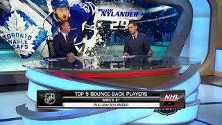 NHL Tonight  on top five bounce back players  Aug 27,  2019