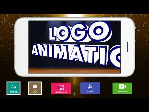3D Text Animator - Intro Maker, Logo Animation 1 1 Download