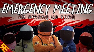 EMERGENCY MEETING: An Among Us Song [by Random Encounters] (feat. Katie Herbert & Kevin Clark)