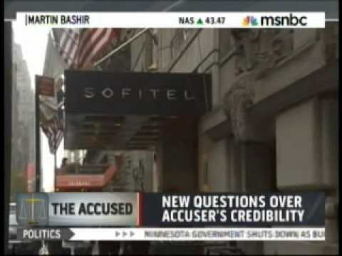 Jami Floyd on Martin Bashir July 1 2011